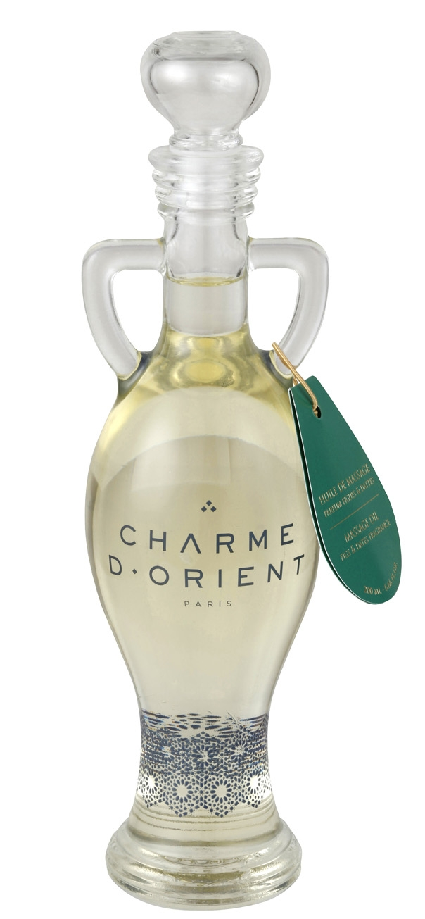 Ulei parfumat de Smochine si Curmale